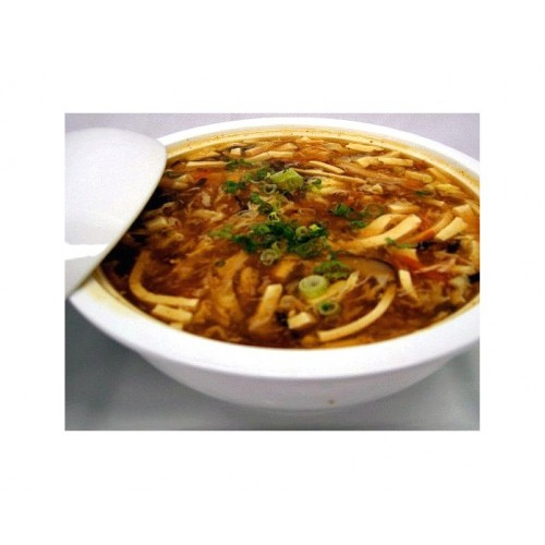 HOT & SPICY SOUP