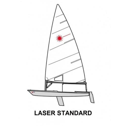 Laser Sail Std MK2
